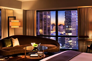 Romantic getaways in chicago for vacations breaks for Romantic hotels in chicago